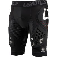 Leatt Impact Shorts 3DF 4.0 Black L
