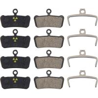 Nukeproof Avid SRAM X0 Trail Guide Brake Pads Black Organic