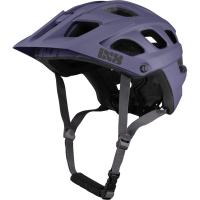 IXS Trail EVO Helmet Grape S-M