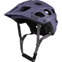 IXS Trail EVO Helmet Grape L-XL