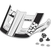 IXS XACT Visor & Pins 2019 White-Black XS