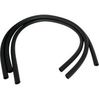 LifeLine Internal Routing Anti Vibration Foam Black 6mm, OD:11mm L:400mm