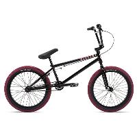 "Stolen Casino XL 20"" BMX Bike 2021 Black"