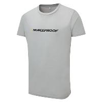 Nukeproof Signature Tee Melange Grey XL