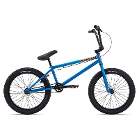 "Stolen Casino XL 20"" BMX Bike 2021 Matte Ocean Blue"
