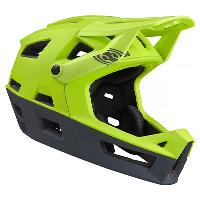 IXS Trigger FF Helmet 2019 Lime S-M