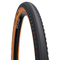WTB Byway TCS Gravel Tyre Black - Tan Sidewall 700c 40c