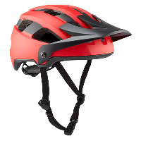 Brand-X EH1 Enduro MTB Cycling Helmet Red Black M