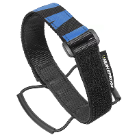 Nukeproof Horizon Enduro Strap Black Blue 38cm