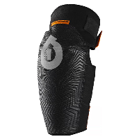 SixSixOne DBO Knee Pads 2019 Black XL
