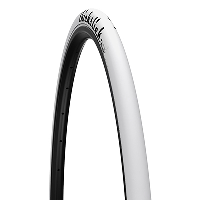 WTB Thickslick Comp Tyre White 700c 25c Wire Bead