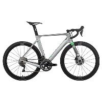 Rondo HVRT CF 0 Road Bike 2021 Pewter - Lime XL 700c