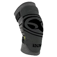 IXS Carve Evo+ Knee Guard Grey L