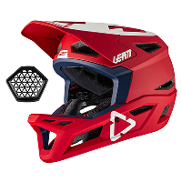 Leatt MTB 4.0 Helmet 2021 Chilli
