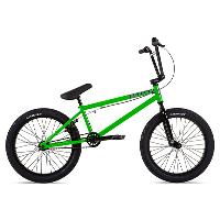 """Stolen Casino XL 20"""" BMX Bike 2021 Gang Green"""