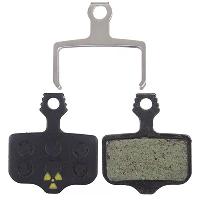 Nukeproof Avid SRAM Elixir-DB-Level Brake Pads Semi-Metallic