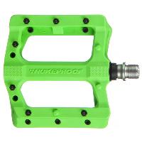 Nukeproof Neutron EVO Flat Pedals Green