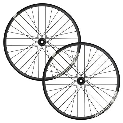 "NS Bikes Enigma Rock MTB Wheelset 2018 Black 27.5"" (650b) 20mm-157x12mm"