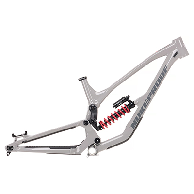 Nukeproof Dissent 297 Alloy Mountain Bike Frame 2021 Concrete Grey M