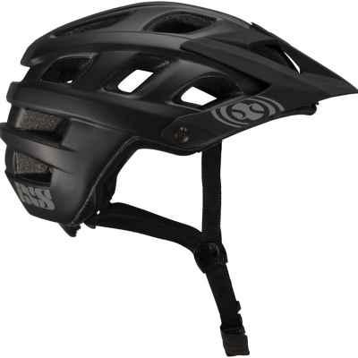 IXS Trail EVO Helmet Black S-M