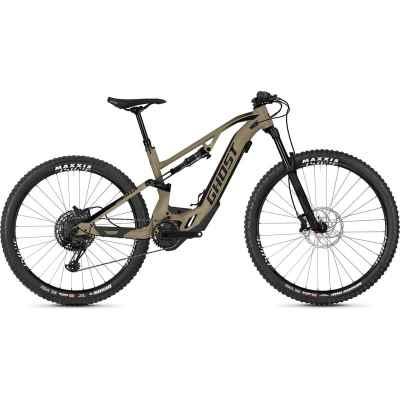 Ghost Hybride ASX 6.7+ Suspension E-Bike 2020