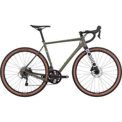 Rondo Mutt AL Gravel Bike 2020 Army Green - Black S 650b