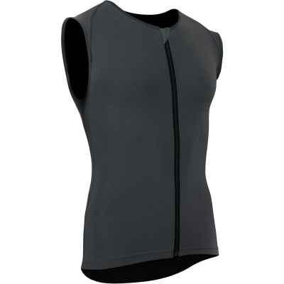 IXS Flow Protective Vest Grey S-M