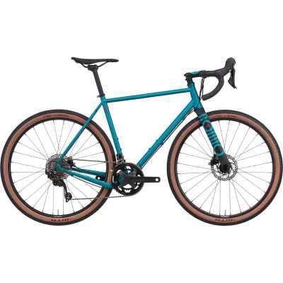 Rondo Mutt ST Gravel Bike 2020 Turquoise - Black XL 650b