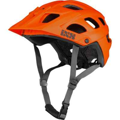 IXS Trail EVO Helmet Orange S-M