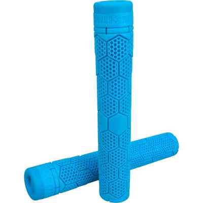 Stolen Hive Flangeless Grips Bright Blue