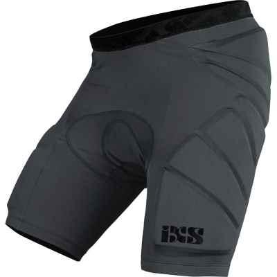 IXS Hack Skid Shorts - Kids 2018 Grey M