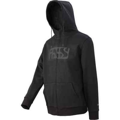 IXS Brand Hoody 2020 Black XL