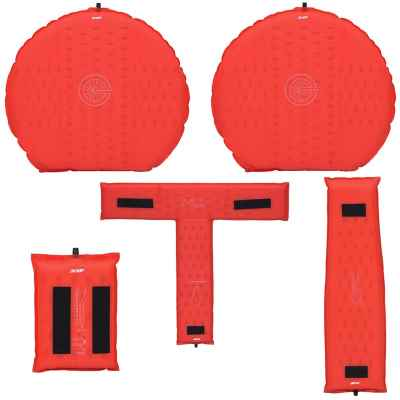 LifeLine Inflatable Air Pad Bicycle Protection