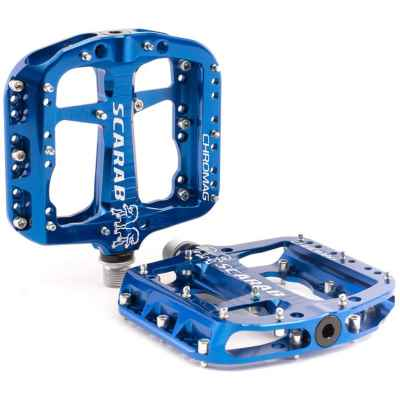 Scarab Pedals Blue