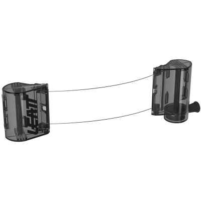 Leatt Roll-Off Canister Kit 48mm Clear