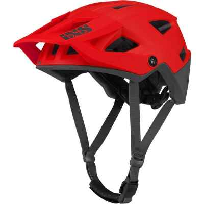 IXS Trigger AM Helmet Fluo Red M-L