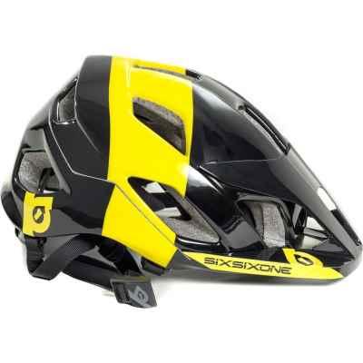 SixSixOne EVO AM Tres Helmet AS-NZS 2015