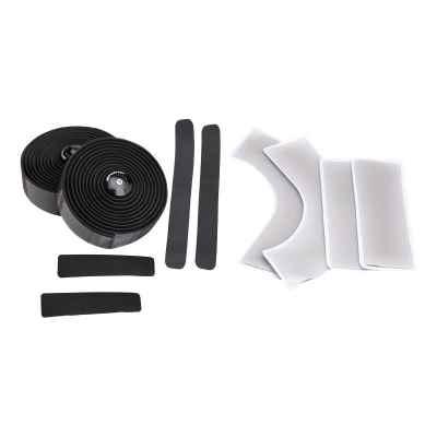 Spank Wing Bar Tape, Gel Pad and Plug Kit
