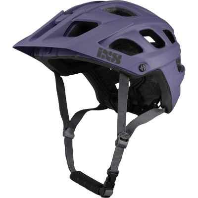 IXS Trail EVO Helmet Grape L-XL