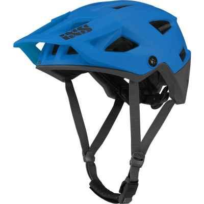 IXS Trigger AM Helmet Fluo Blue S-M