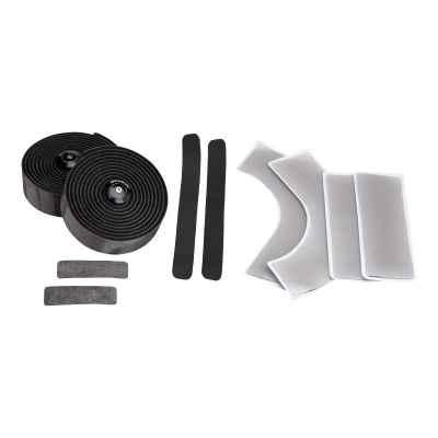 Spank Flare Bar Tape, Gel Pad and Plug Kit