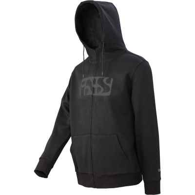 IXS Brand Hoody 2020 Black XXL