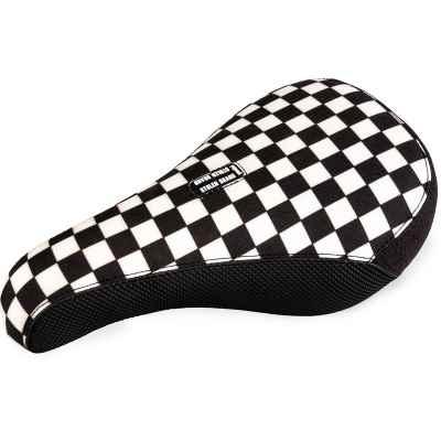 Stolen FastTimes XL Checkered Pivotal Seat Black