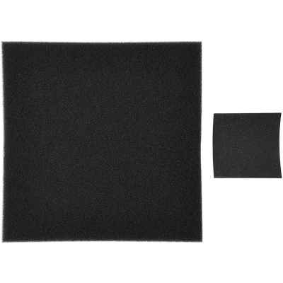 Nukeproof Grip Tape & Moto Foam Bundle Black