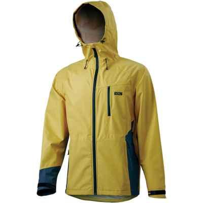IXS Winger 7.1 Jacket SS18 Yellow-Graphite S