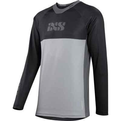 IXS Trigger X Jersey Grey-Black L