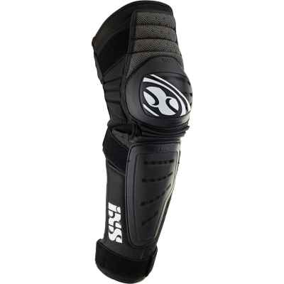 IXS Cleaver Knee-Shin Pads Black L