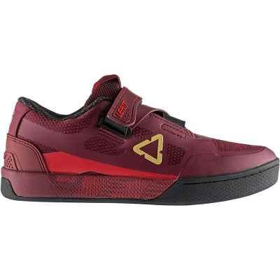 Leatt Women's 5.0 Clipless Shoes 2021 Copper UK 5