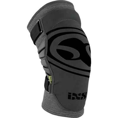 IXS Kids Carve Evo+ Knee Guard Grey L