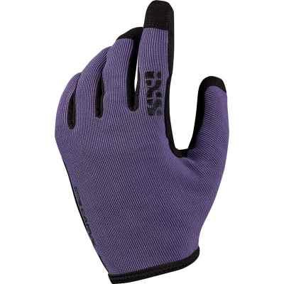 IXS Women's Carve Gloves Grape XS